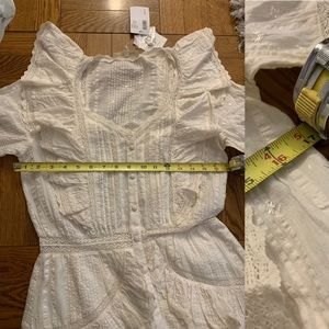 b4f4fa40014 loveshackfancy Dresses - NEW Loveshackfancy Lela ruffle dress